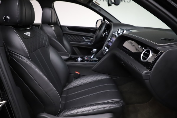 Used 2017 Bentley Bentayga W12 for sale $139,900 at Maserati of Greenwich in Greenwich CT 06830 26