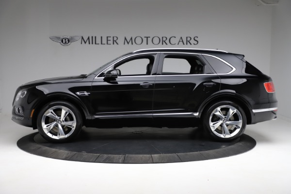 Used 2017 Bentley Bentayga W12 for sale $139,900 at Maserati of Greenwich in Greenwich CT 06830 3