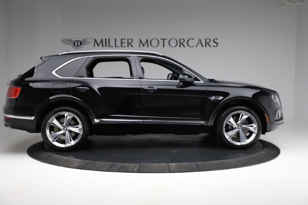 Used 2017 Bentley Bentayga W12 for sale $139,900 at Maserati of Greenwich in Greenwich CT 06830 9