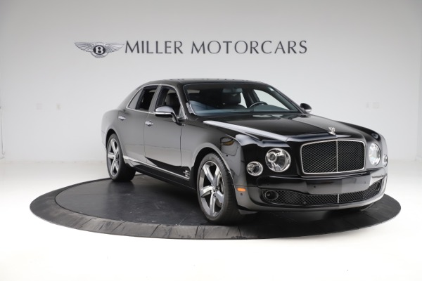 Used 2016 Bentley Mulsanne Speed for sale $157,900 at Maserati of Greenwich in Greenwich CT 06830 10