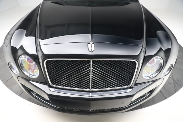 Used 2016 Bentley Mulsanne Speed for sale $157,900 at Maserati of Greenwich in Greenwich CT 06830 12