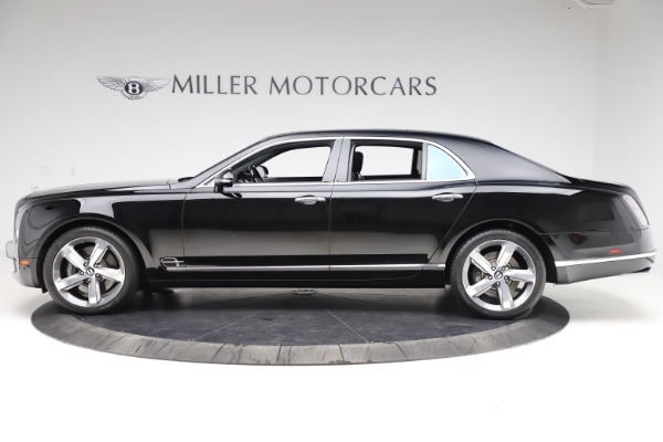 Used 2016 Bentley Mulsanne Speed for sale $149,900 at Maserati of Greenwich in Greenwich CT 06830 2