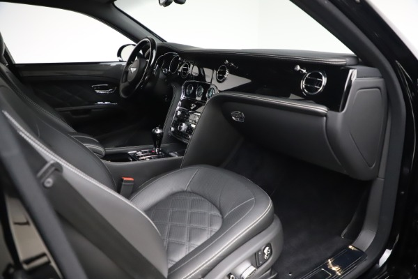 Used 2016 Bentley Mulsanne Speed for sale $149,900 at Maserati of Greenwich in Greenwich CT 06830 26