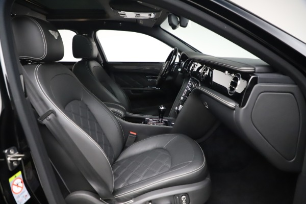 Used 2016 Bentley Mulsanne Speed for sale $157,900 at Maserati of Greenwich in Greenwich CT 06830 27