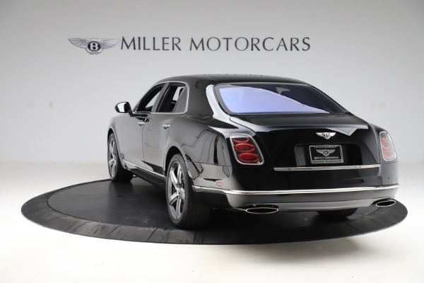 Used 2016 Bentley Mulsanne Speed for sale $157,900 at Maserati of Greenwich in Greenwich CT 06830 4