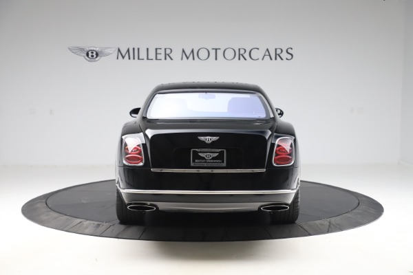 Used 2016 Bentley Mulsanne Speed for sale $149,900 at Maserati of Greenwich in Greenwich CT 06830 5