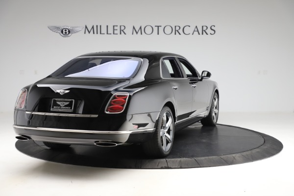 Used 2016 Bentley Mulsanne Speed for sale $157,900 at Maserati of Greenwich in Greenwich CT 06830 6