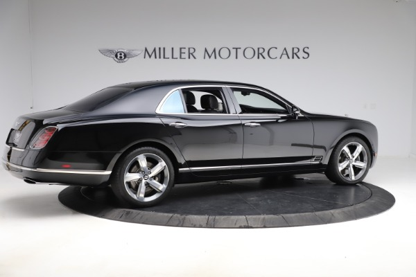 Used 2016 Bentley Mulsanne Speed for sale $157,900 at Maserati of Greenwich in Greenwich CT 06830 7