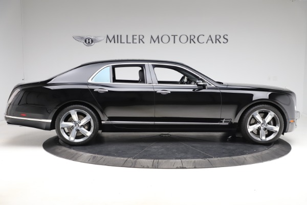 Used 2016 Bentley Mulsanne Speed for sale $149,900 at Maserati of Greenwich in Greenwich CT 06830 8