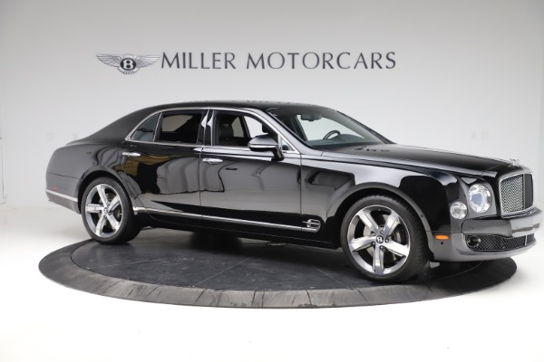 Used 2016 Bentley Mulsanne Speed for sale $149,900 at Maserati of Greenwich in Greenwich CT 06830 9