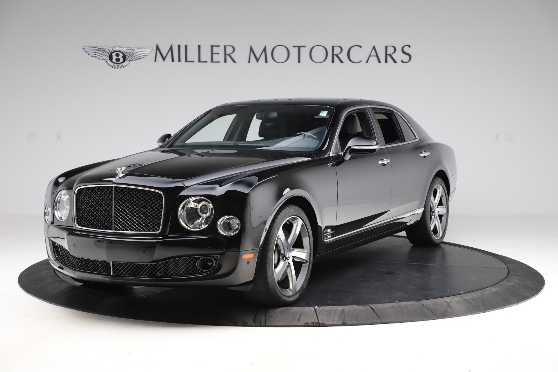 Used 2016 Bentley Mulsanne Speed for sale $157,900 at Maserati of Greenwich in Greenwich CT 06830 1