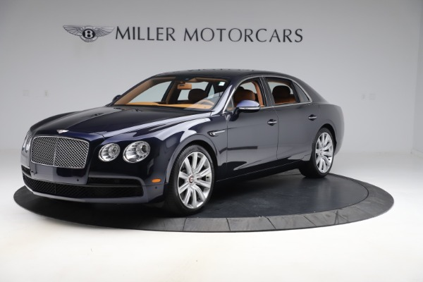 Used 2016 Bentley Flying Spur V8 for sale $114,900 at Maserati of Greenwich in Greenwich CT 06830 2
