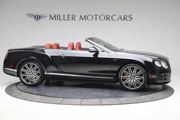 Used 2015 Bentley Continental GTC Speed for sale $129,900 at Maserati of Greenwich in Greenwich CT 06830 10