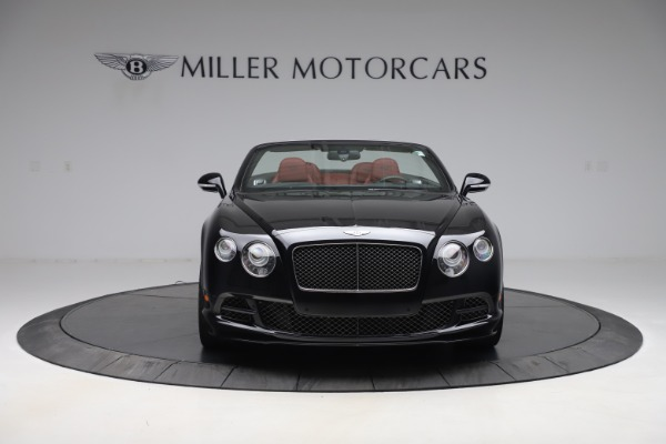 Used 2015 Bentley Continental GTC Speed for sale $129,900 at Maserati of Greenwich in Greenwich CT 06830 12