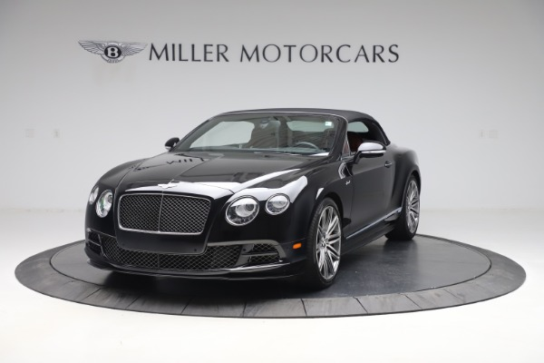 Used 2015 Bentley Continental GTC Speed for sale $129,900 at Maserati of Greenwich in Greenwich CT 06830 13