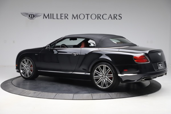 Used 2015 Bentley Continental GTC Speed for sale $129,900 at Maserati of Greenwich in Greenwich CT 06830 15