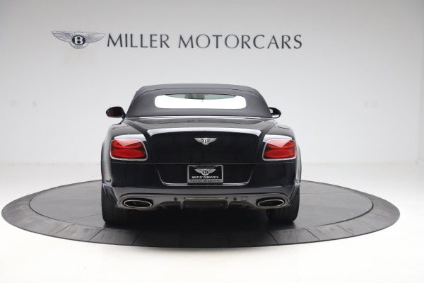 Used 2015 Bentley Continental GTC Speed for sale $129,900 at Maserati of Greenwich in Greenwich CT 06830 16