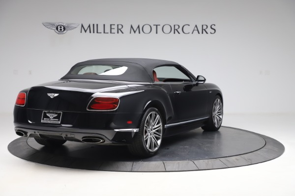 Used 2015 Bentley Continental GTC Speed for sale $129,900 at Maserati of Greenwich in Greenwich CT 06830 17