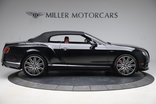 Used 2015 Bentley Continental GTC Speed for sale $129,900 at Maserati of Greenwich in Greenwich CT 06830 18