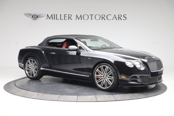 Used 2015 Bentley Continental GTC Speed for sale $129,900 at Maserati of Greenwich in Greenwich CT 06830 19