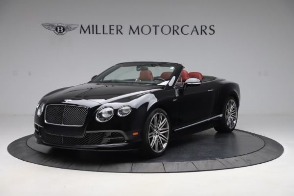 Used 2015 Bentley Continental GTC Speed for sale $129,900 at Maserati of Greenwich in Greenwich CT 06830 2