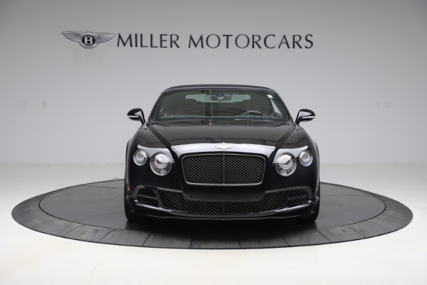 Used 2015 Bentley Continental GTC Speed for sale $129,900 at Maserati of Greenwich in Greenwich CT 06830 20