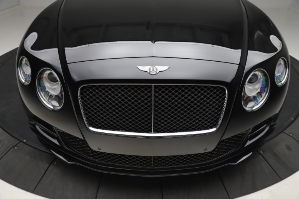 Used 2015 Bentley Continental GTC Speed for sale $129,900 at Maserati of Greenwich in Greenwich CT 06830 21