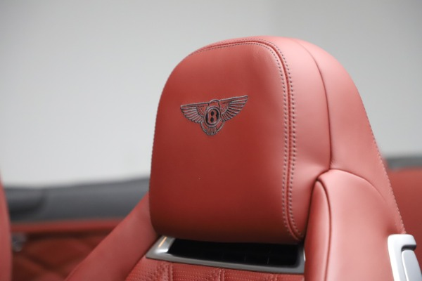 Used 2015 Bentley Continental GTC Speed for sale $129,900 at Maserati of Greenwich in Greenwich CT 06830 28