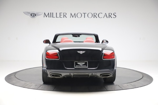 Used 2015 Bentley Continental GTC Speed for sale $129,900 at Maserati of Greenwich in Greenwich CT 06830 6