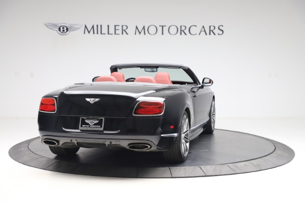 Used 2015 Bentley Continental GTC Speed for sale $129,900 at Maserati of Greenwich in Greenwich CT 06830 7