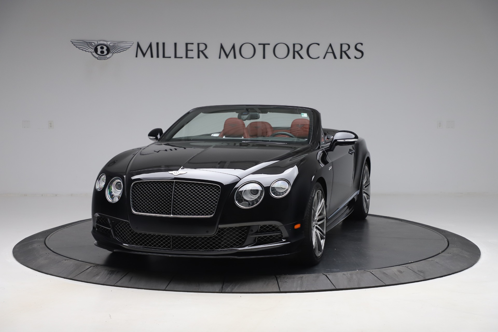 Used 2015 Bentley Continental GTC Speed for sale $129,900 at Maserati of Greenwich in Greenwich CT 06830 1