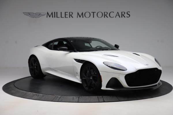 New 2019 Aston Martin DBS Superleggera for sale $345,631 at Maserati of Greenwich in Greenwich CT 06830 12