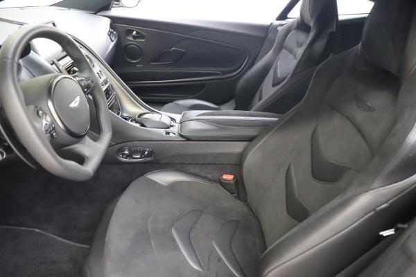 New 2019 Aston Martin DBS Superleggera for sale $345,631 at Maserati of Greenwich in Greenwich CT 06830 15