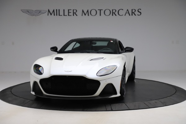 New 2019 Aston Martin DBS Superleggera for sale $345,631 at Maserati of Greenwich in Greenwich CT 06830 3