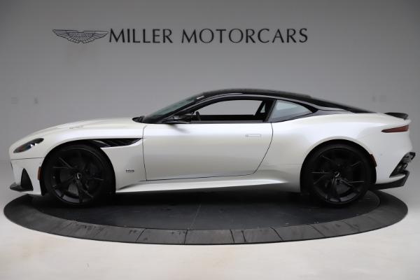 New 2019 Aston Martin DBS Superleggera for sale $345,631 at Maserati of Greenwich in Greenwich CT 06830 4