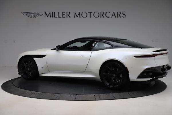 New 2019 Aston Martin DBS Superleggera for sale $345,631 at Maserati of Greenwich in Greenwich CT 06830 5