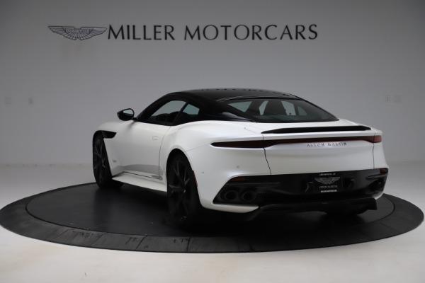 New 2019 Aston Martin DBS Superleggera for sale $345,631 at Maserati of Greenwich in Greenwich CT 06830 6