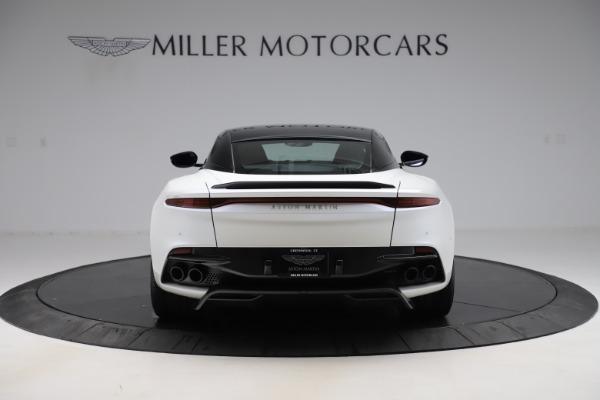New 2019 Aston Martin DBS Superleggera for sale $345,631 at Maserati of Greenwich in Greenwich CT 06830 7