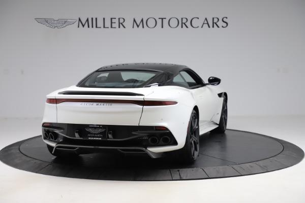 New 2019 Aston Martin DBS Superleggera for sale $345,631 at Maserati of Greenwich in Greenwich CT 06830 8