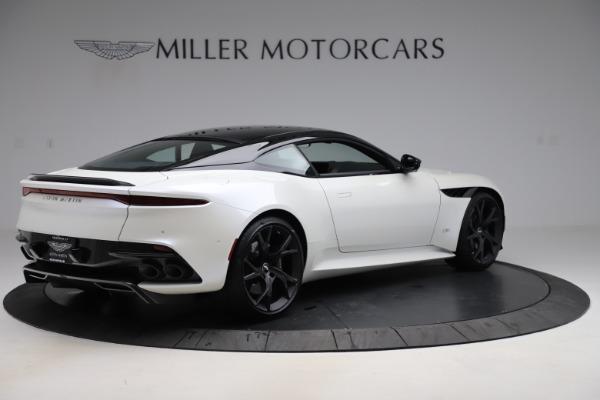 New 2019 Aston Martin DBS Superleggera for sale $345,631 at Maserati of Greenwich in Greenwich CT 06830 9