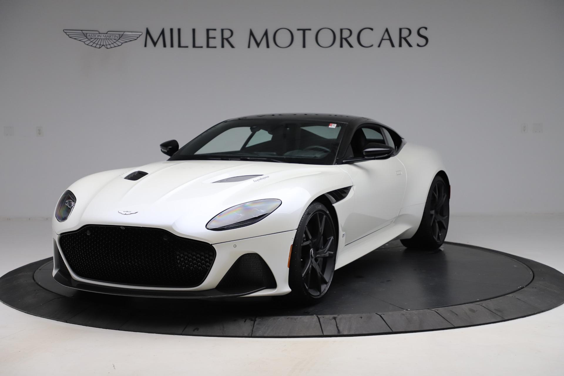 New 2019 Aston Martin DBS Superleggera for sale $345,631 at Maserati of Greenwich in Greenwich CT 06830 1