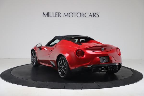New 2020 Alfa Romeo 4C Spider for sale $82,395 at Maserati of Greenwich in Greenwich CT 06830 15