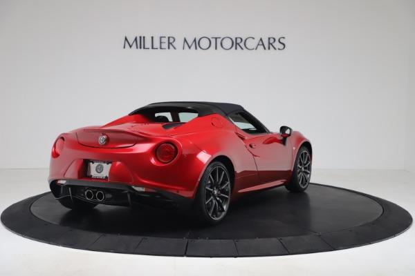 New 2020 Alfa Romeo 4C Spider for sale $82,395 at Maserati of Greenwich in Greenwich CT 06830 16