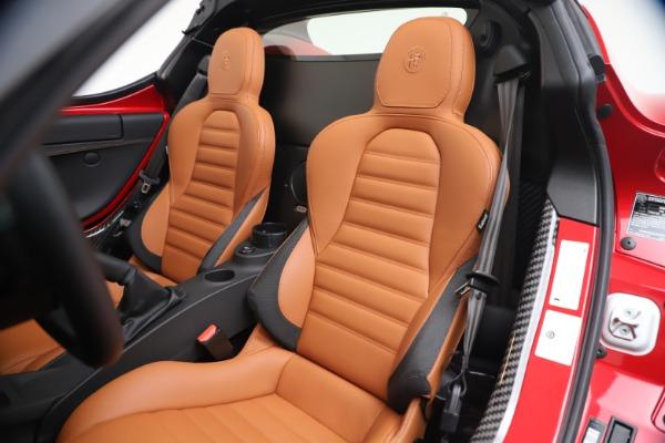 New 2020 Alfa Romeo 4C Spider for sale $82,395 at Maserati of Greenwich in Greenwich CT 06830 21