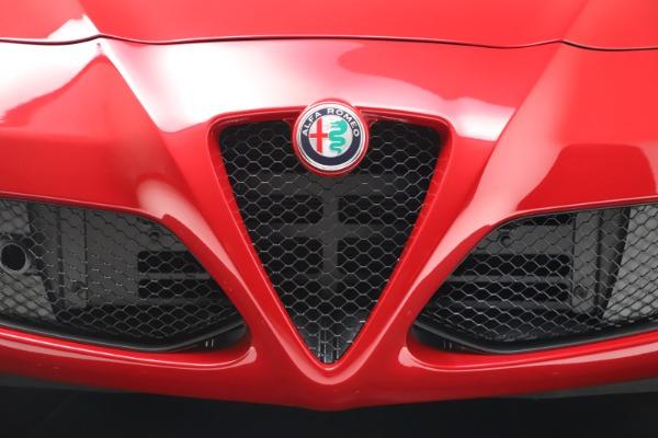 New 2020 Alfa Romeo 4C Spider for sale $82,395 at Maserati of Greenwich in Greenwich CT 06830 27