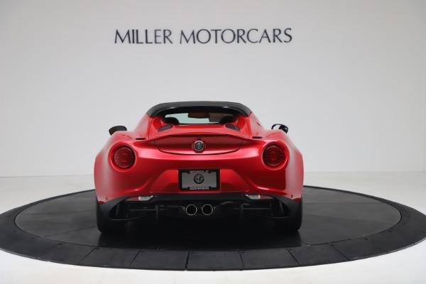 New 2020 Alfa Romeo 4C Spider for sale $82,395 at Maserati of Greenwich in Greenwich CT 06830 6