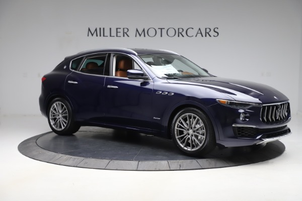 New 2020 Maserati Levante S Q4 GranLusso for sale $96,785 at Maserati of Greenwich in Greenwich CT 06830 10