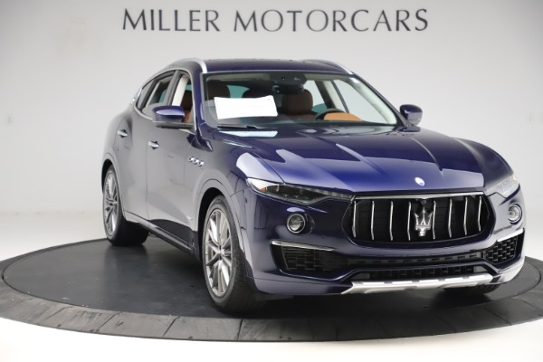 New 2020 Maserati Levante S Q4 GranLusso for sale $96,785 at Maserati of Greenwich in Greenwich CT 06830 11