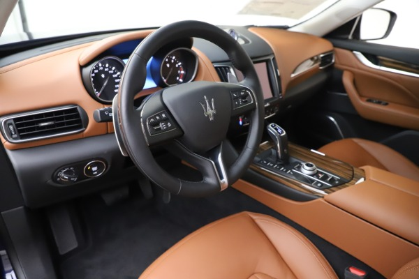 New 2020 Maserati Levante S Q4 GranLusso for sale $96,785 at Maserati of Greenwich in Greenwich CT 06830 13