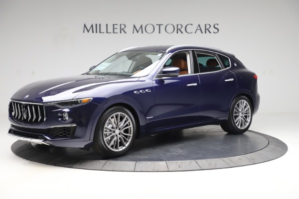 New 2020 Maserati Levante S Q4 GranLusso for sale $96,785 at Maserati of Greenwich in Greenwich CT 06830 2